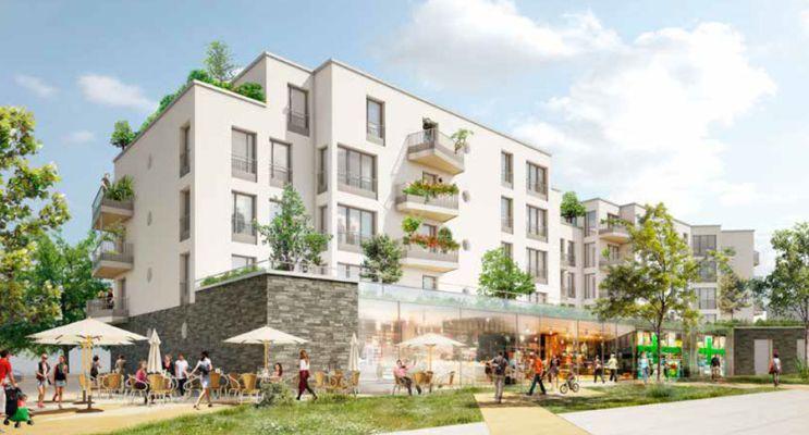 Résidence « Ambiance » programme immobilier neuf en Loi Pinel à Saint-Thibault-des-Vignes n°2