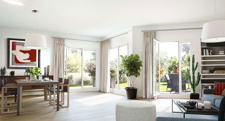 Résidence « Ambiance » programme immobilier neuf en Loi Pinel à Saint-Thibault-des-Vignes n°3