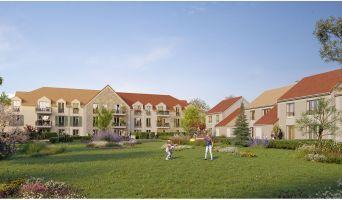 Savigny-le-Temple programme immobilier neuf « Le Domaine du Bourg » en Loi Pinel
