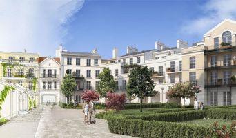 Photo du Résidence « Au temps du Faubourg » programme immobilier neuf en Loi Pinel à Serris