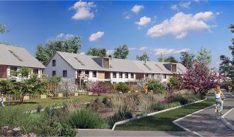 Photo du Résidence « L'Heure Bleue » programme immobilier neuf en Loi Pinel à Serris