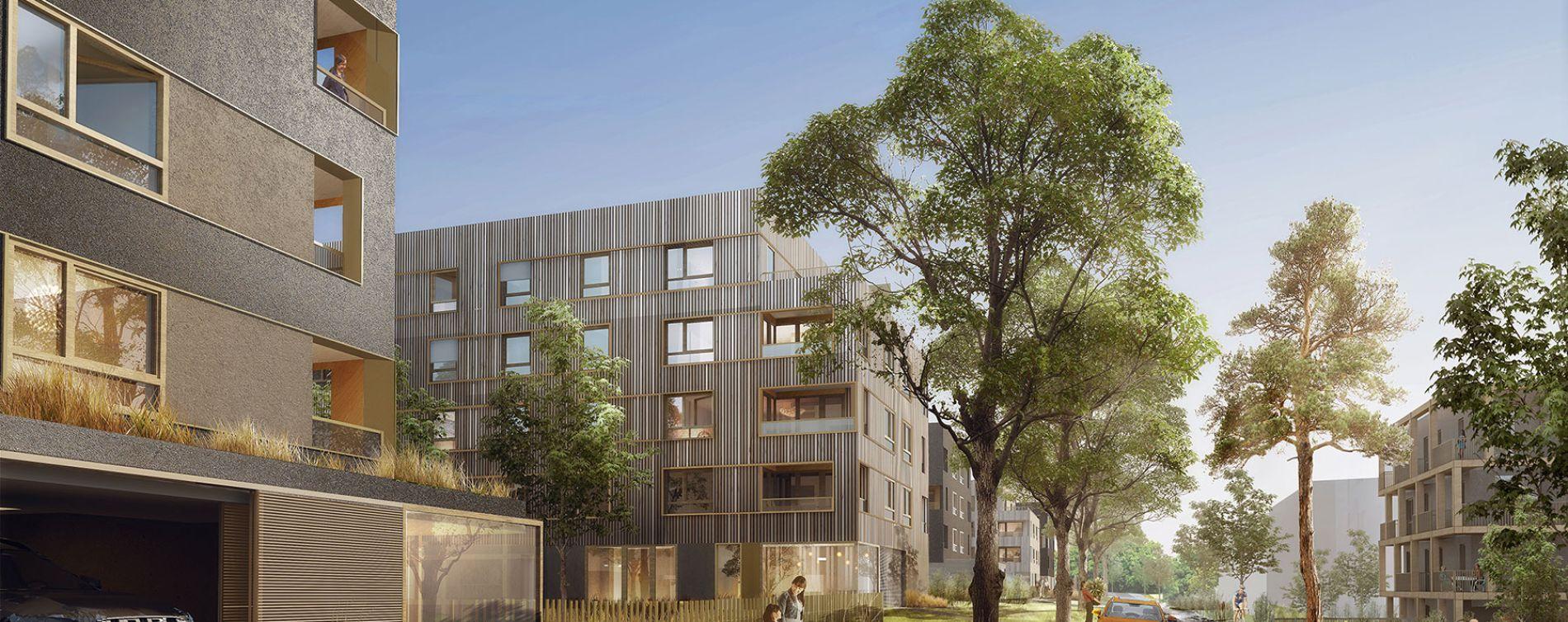 Torcy : programme immobilier neuve « Nature & Coteaux » (2)