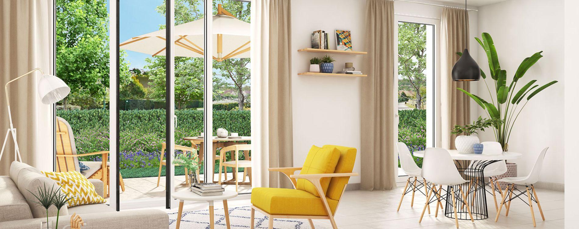 Vaires-sur-Marne : programme immobilier neuve « Villa 17 » en Loi Pinel (2)