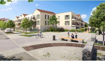 Vaux-le-Pénil : programme immobilier neuf « Villa des Ormessons » en Loi Pinel