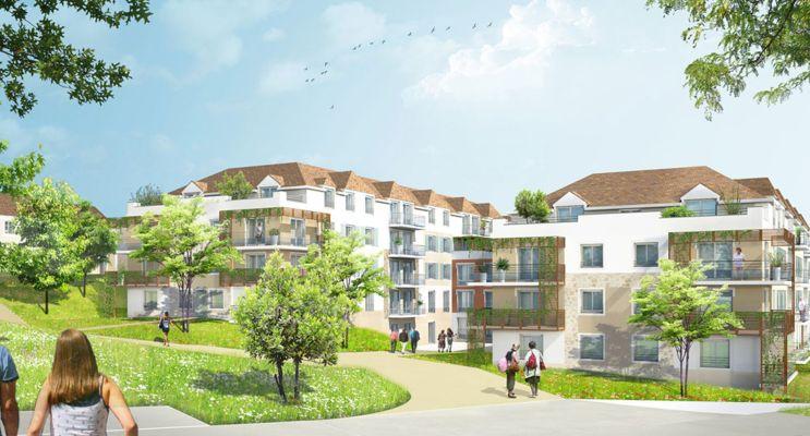 Photo n°1 du Résidence « L'Ecrin » programme immobilier neuf en Loi Pinel à Villevaudé