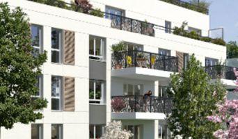 Photo du Résidence «  n°210840 » programme immobilier neuf en Loi Pinel à Aubervilliers