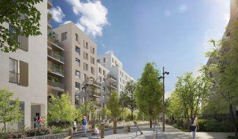 Aubervilliers programme immobilier neuve « Fort d'Aubervilliers » en Loi Pinel  (2)