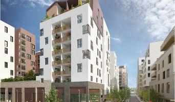 Aubervilliers programme immobilier neuve « Fort d'Aubervilliers » en Loi Pinel  (3)