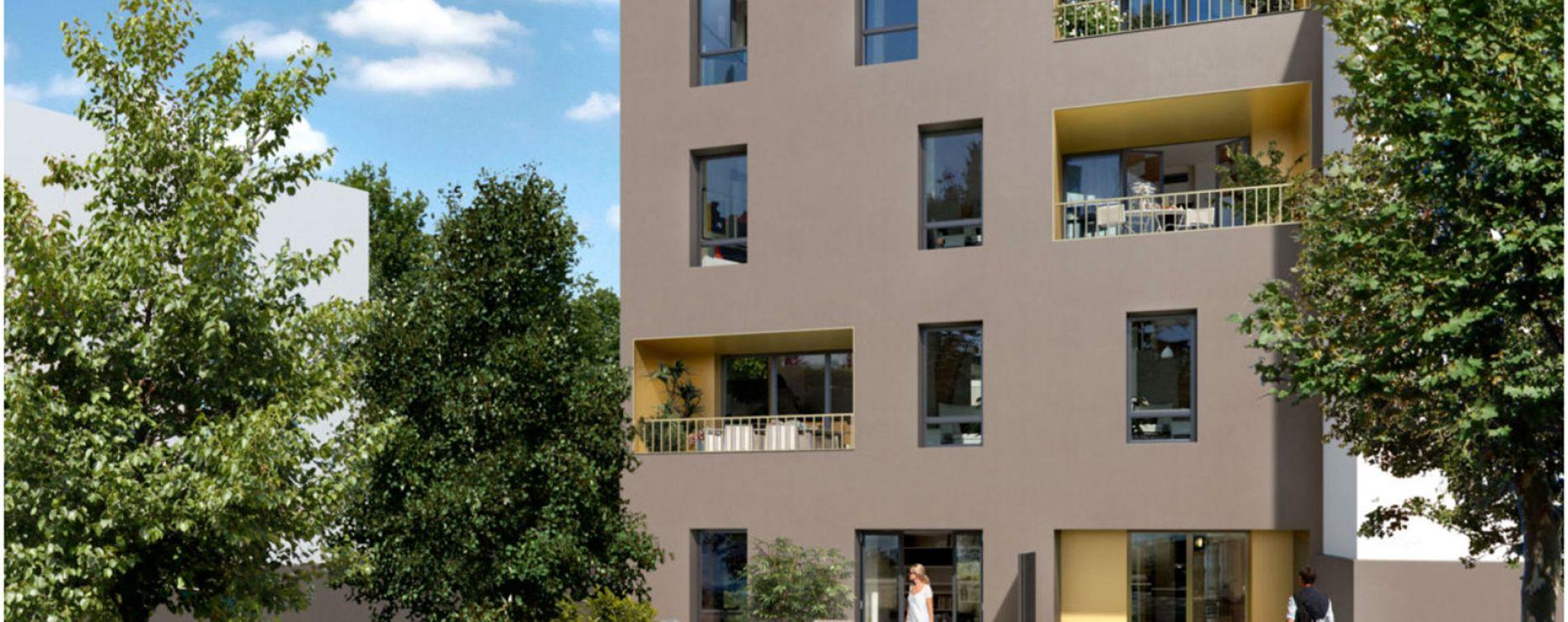Résidence Square et Jardin à Aubervilliers