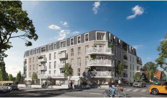 Aulnay-sous-Bois programme immobilier neuf « Les Jardins d'Aunais » en Loi Pinel