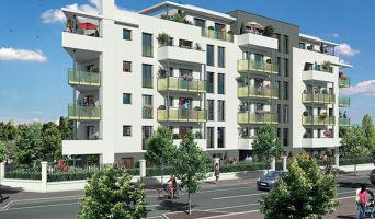 Résidence « Novelia » programme immobilier neuf en Loi Pinel à Aulnay-sous-Bois n°1