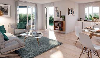Résidence « Novelia » programme immobilier neuf en Loi Pinel à Aulnay-sous-Bois n°2