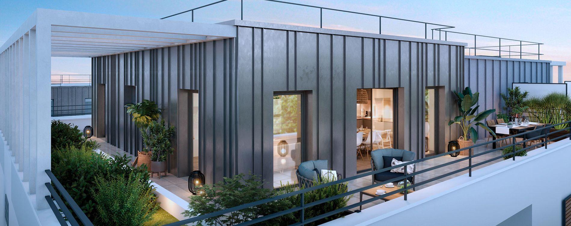 Bagnolet : programme immobilier neuve « Le Régent » en Loi Pinel (2)