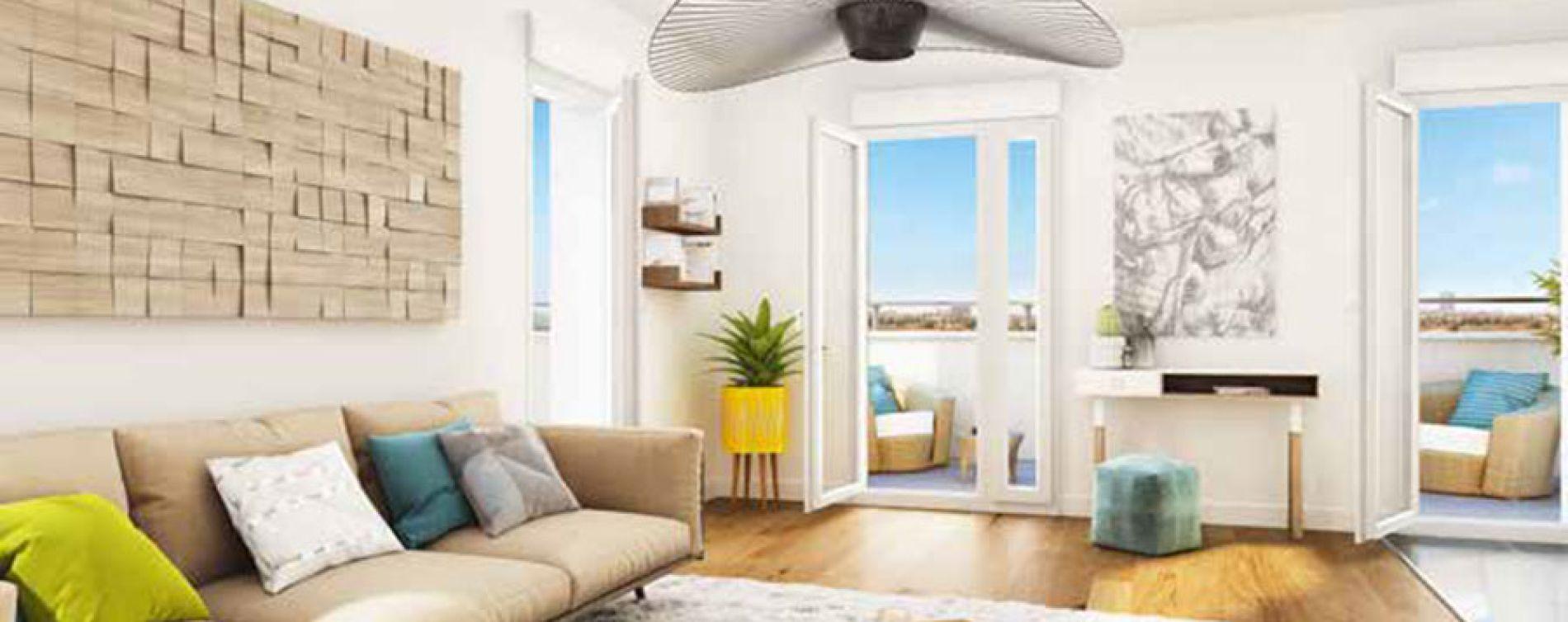 Bagnolet : programme immobilier neuve « Triptik » (3)