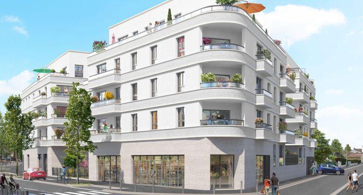 Photo du Résidence «  n°219099 » programme immobilier neuf en Loi Pinel à Bobigny