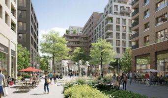 Bobigny : programme immobilier neuf « Bobigny Coeur de Ville »