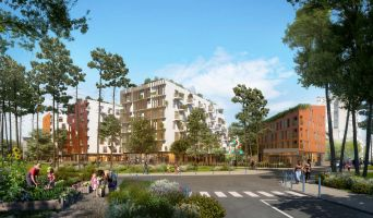 Photo du Résidence « Campus Lola » programme immobilier neuf à Bobigny