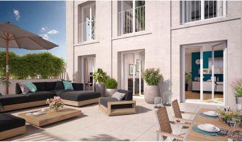 Bobigny programme immobilier neuve « Coeur de ville - Hall Botanik & Métropolitain »  (2)