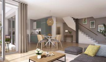 Bobigny programme immobilier neuve « Coeur de ville - Hall Botanik & Métropolitain »  (3)