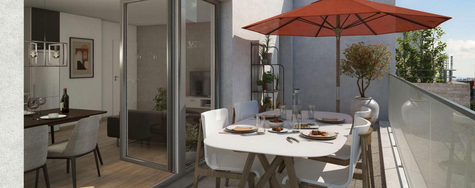 Bobigny : programme immobilier neuve « Programme immobilier n°218860 » en Loi Pinel (3)