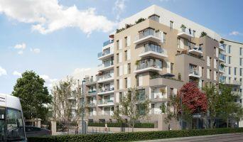 Bobigny : programme immobilier neuf «  n°218860 » en Loi Pinel