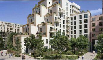 Bobigny programme immobilier neuve « Les Reflets de l'Ourcq » en Loi Pinel  (3)