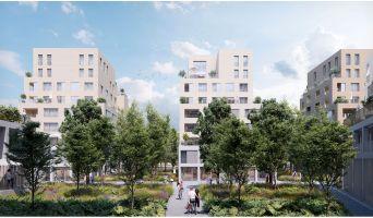 Bobigny programme immobilier neuve « Paris Canal - 165 Rue de Paris »  (3)