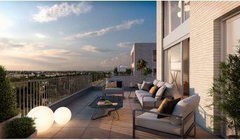 Bobigny programme immobilier neuve « Paris Canal - 165 Rue de Paris »  (5)