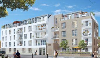 Photo n°1 du Résidence « Versus » programme immobilier neuf en Loi Pinel à Bobigny