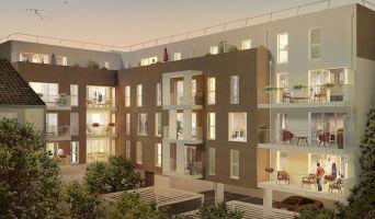 Photo n°2 du Résidence « Versus » programme immobilier neuf en Loi Pinel à Bobigny