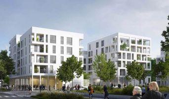 Résidence « Carré Des Rives » programme immobilier neuf en Loi Pinel à Bondy n°1