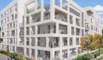 Résidence « Carré Des Rives » programme immobilier neuf en Loi Pinel à Bondy n°2
