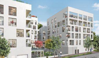 Résidence « Carré Des Rives » programme immobilier neuf en Loi Pinel à Bondy n°3
