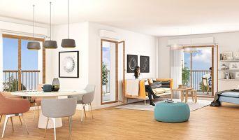 Résidence « Carré Des Rives » programme immobilier neuf en Loi Pinel à Bondy n°4