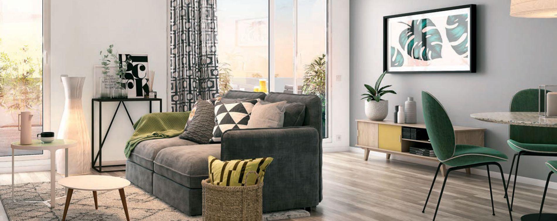 Bondy : programme immobilier neuve « Programme immobilier n°217479 » (2)