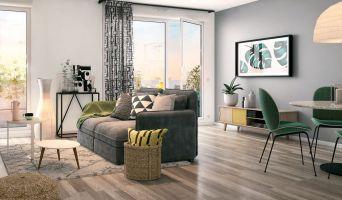 Bondy programme immobilier neuve « Programme immobilier n°217479 »  (2)