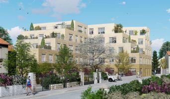 Résidence « Le Nouveau Bondy » programme immobilier neuf en Loi Pinel à Bondy n°1