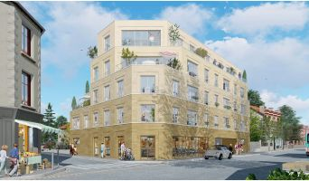 Résidence « Le Nouveau Bondy » programme immobilier neuf en Loi Pinel à Bondy n°2
