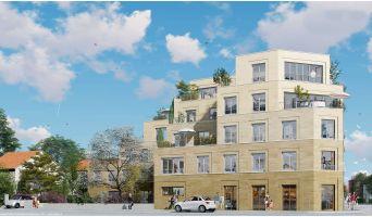 Résidence « Le Nouveau Bondy » programme immobilier neuf en Loi Pinel à Bondy n°3