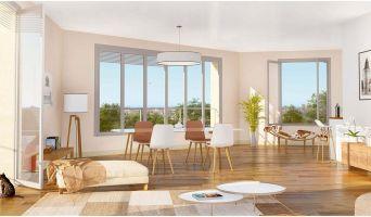 Résidence « Le Nouveau Bondy » programme immobilier neuf en Loi Pinel à Bondy n°4