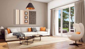 Bondy programme immobilier neuve « Vue Canal »  (2)