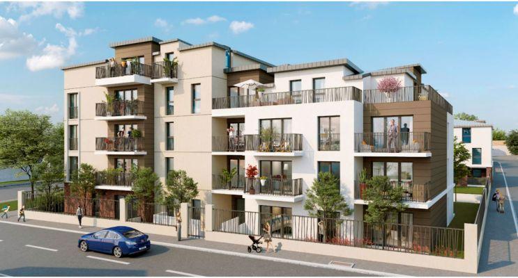 Résidence « Confidence » programme immobilier neuf en Loi Pinel à Clichy-sous-Bois n°1