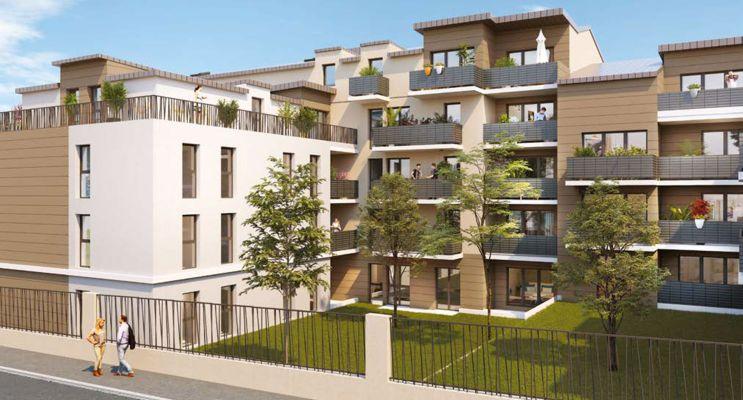 Résidence « Confidence » programme immobilier neuf en Loi Pinel à Clichy-sous-Bois n°2