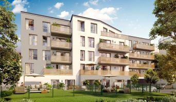 Clichy-sous-Bois programme immobilier neuve « Roca » en Loi Pinel