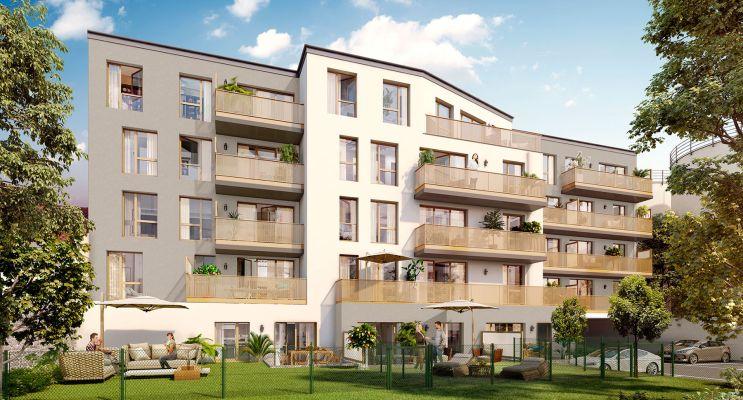 Clichy-sous-Bois programme immobilier neuf « Roca » en Loi Pinel