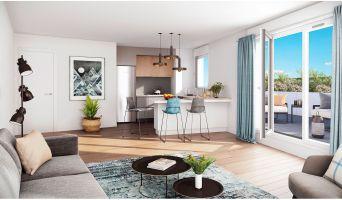 Photo du Résidence « Arboria » programme immobilier neuf en Loi Pinel à Drancy