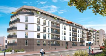 Drancy : programme immobilier neuf « Programme immobilier n°215760 » en Loi Pinel