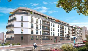 Drancy programme immobilier neuf «  n°215760 » en Loi Pinel