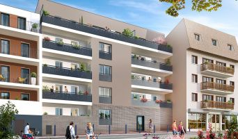 Drancy programme immobilier neuve « Programme immobilier n°215760 » en Loi Pinel  (3)
