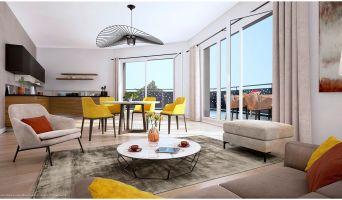 Drancy programme immobilier neuve « Programme immobilier n°215760 » en Loi Pinel  (4)